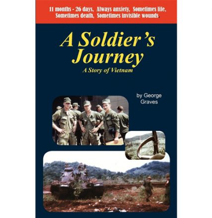 A Soldiers Journey - oorlogsboek