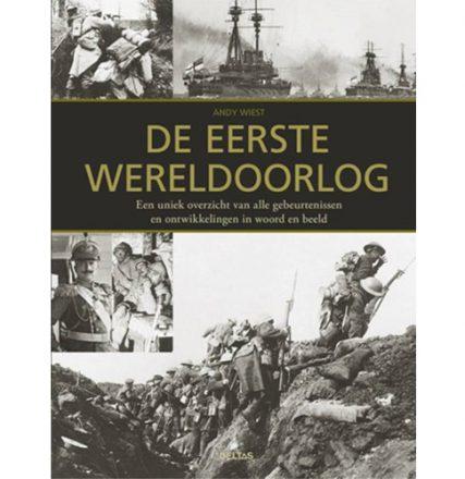 De Eerste Wereldoorlog - oorlogsboek
