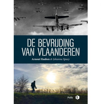 De bevrijding van vlaanderen - oorlogsboek
