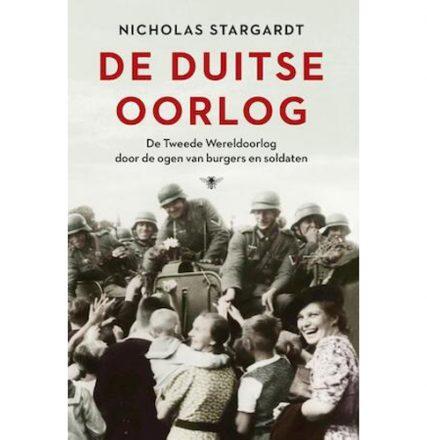 De duitse oorlog - oorlogsboek
