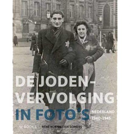 De joden vervolging in fotos - boek