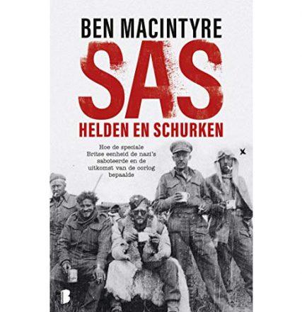 SAS Helden en schurken - oorlogsboek